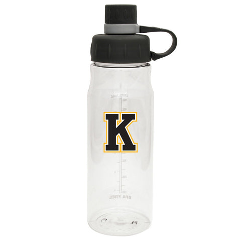 Kingston Frontenacs - 28oz Clear Water Bottle Oasis