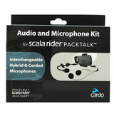 Packtalk Kit Audio y Micrófono