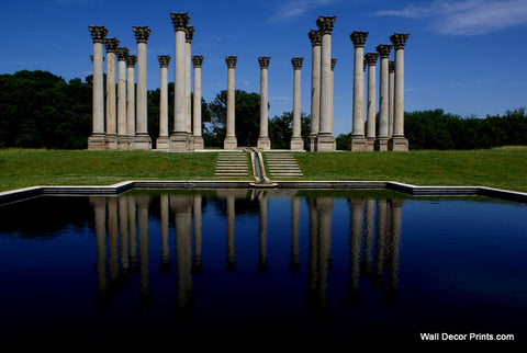 Columns Wall art 8x12 Delivered free