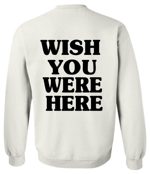 305WORLD Crew Neck Sweatshirt(2 Colors Available)