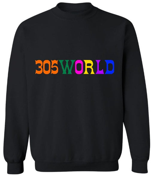 305 World Crew Neck Sweatshirt