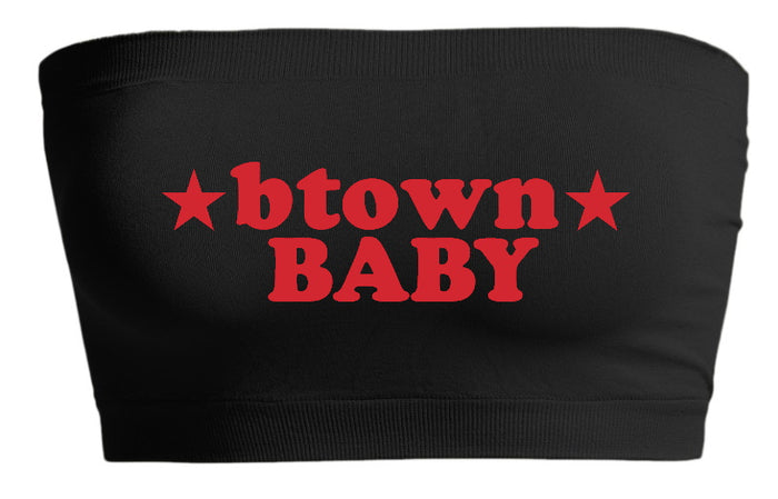 BTown Baby Star Seamless Bandeau