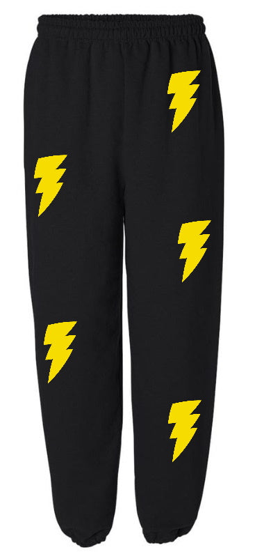 Lightning Sweatpants