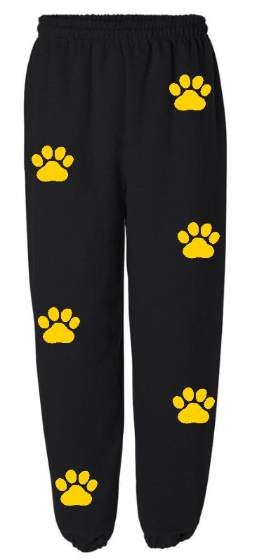 Paw Print Sweatpants