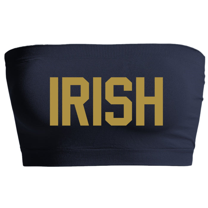 Irish Navy Seamless Bandeau