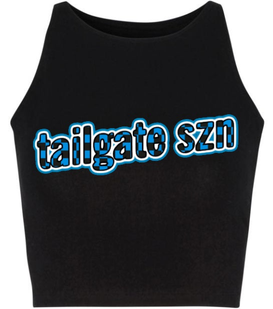 Tailgate SZN Crop Top