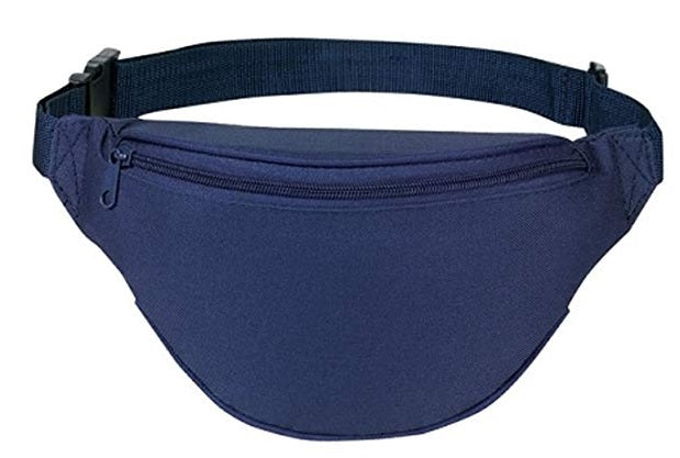 Navy Blue Fanny Pack