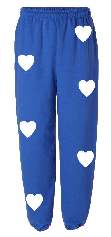 Wild At Heart Royal Blue Sweatpants