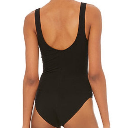 Unsportsmanlike Conduct Scoop Back Bodysuit
