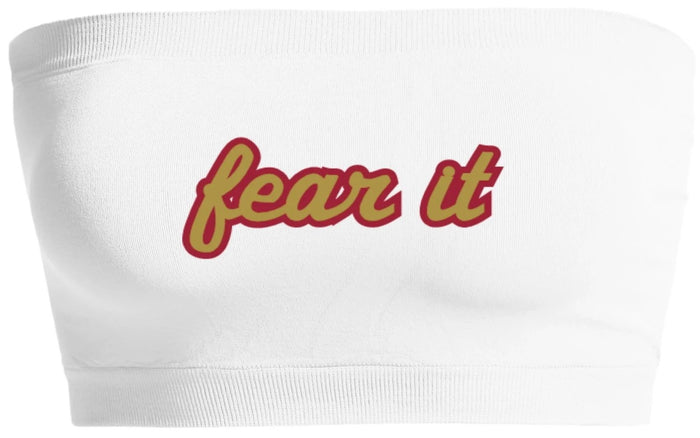 Fear It Seamless Bandeau