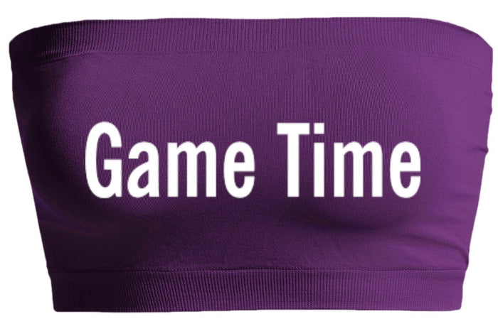 Game Time Seamless Bandeau