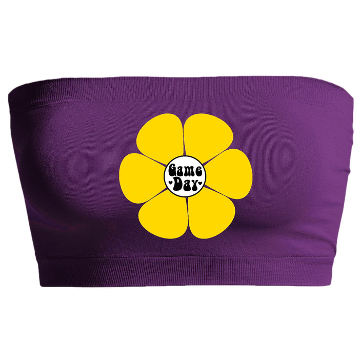 Game Day Flower Power Seamless Bandeau