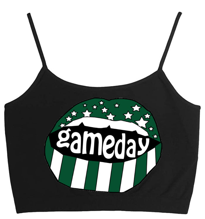 Gameday Seamless Crop Top