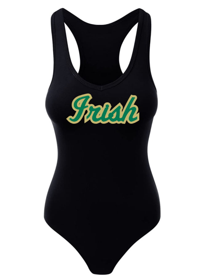 Irish Racerback Bodysuit