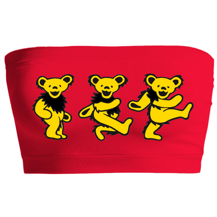 Teddy Bears Seamless Bandeau