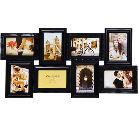 Multi Photoframe Family Love Frames Collage Multi Picture Aperture