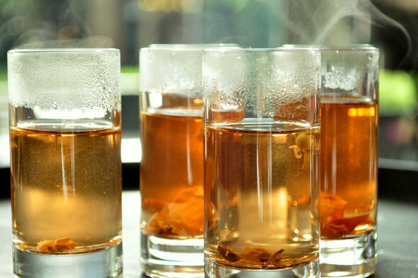 Tea Chronicles: What should the temperature of water be to infuse Tea?