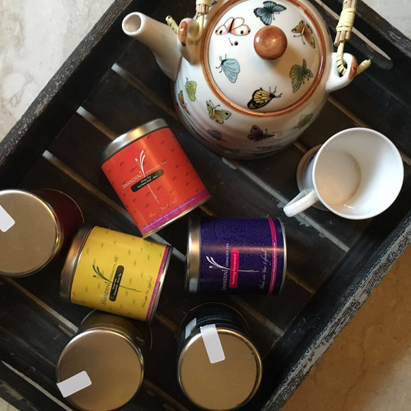 Tea Chronicles: How to store Tea?