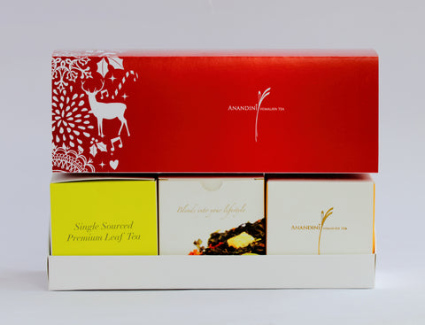 Christmas Tea Pod Gift Set