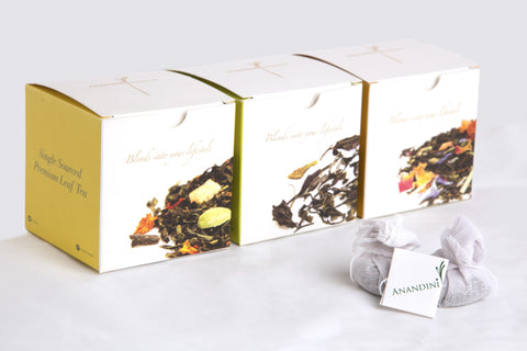 Corporate Gifting Tea Pod Set