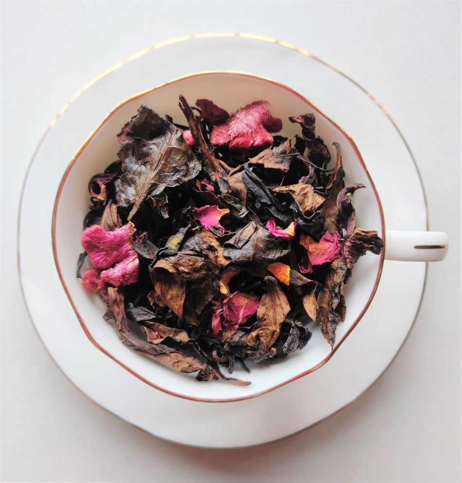Sunset Boulevard  ~ Oolong Tea
