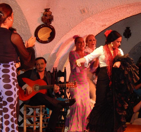 flamenco dinner barcelona