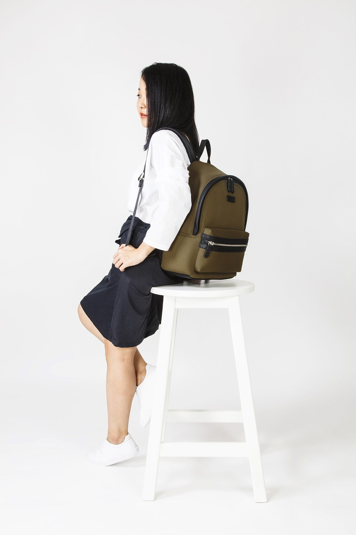 Shiro Backpack Olive