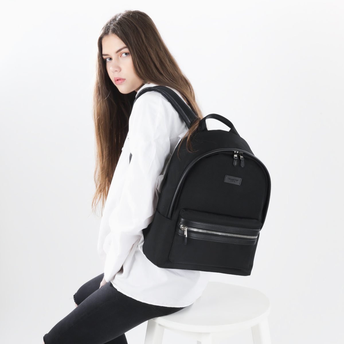 Shiro Backpack Black