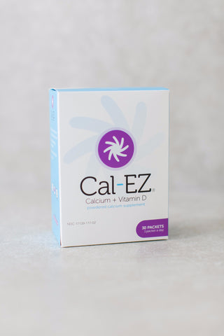 Cal-EZ® 1,000 mg Calcium + 1,000 IU Vitamin D: 30-day supply