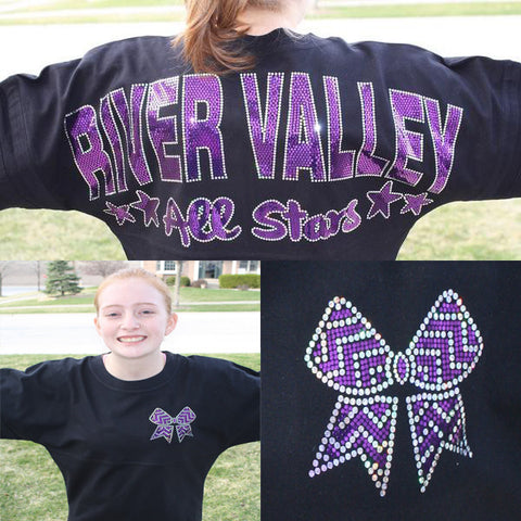RVAS Over-Sized Spirit Jersey