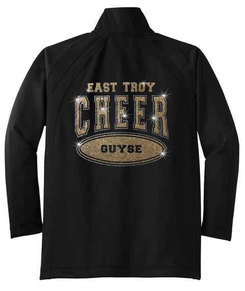East Troy Cheerleader Jacket