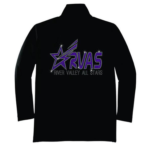 RVAS Jacket for Cheerleader's and Coaches- ** Ladies Jr. Fit **