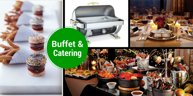 Buffet and Catering