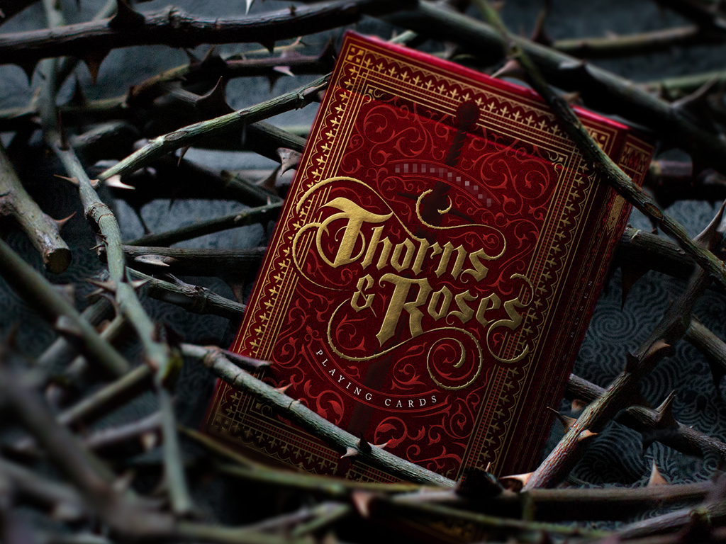 Sneak Peek: Thorns & Roses