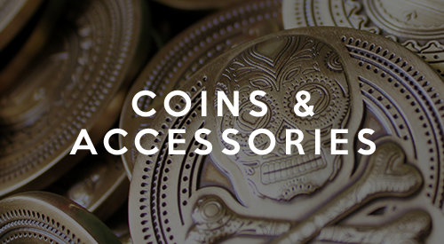 Coins and Acessories