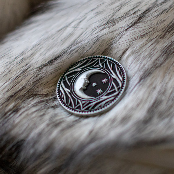 Ascension: Silver Wolves Collector Coin