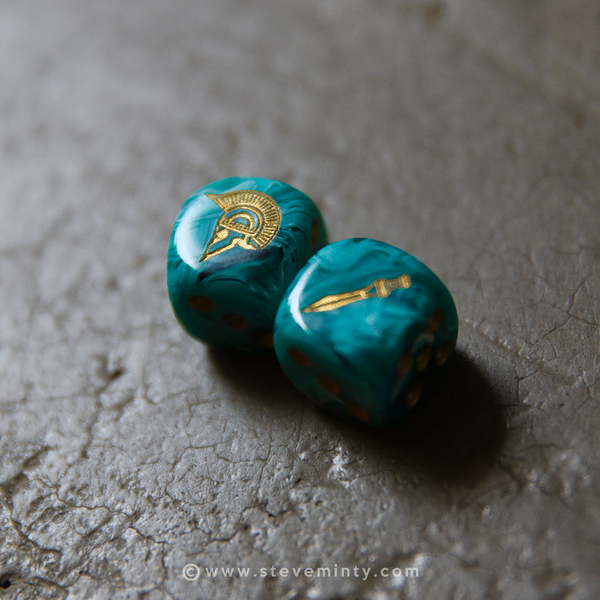 Olympia Underworld Dice