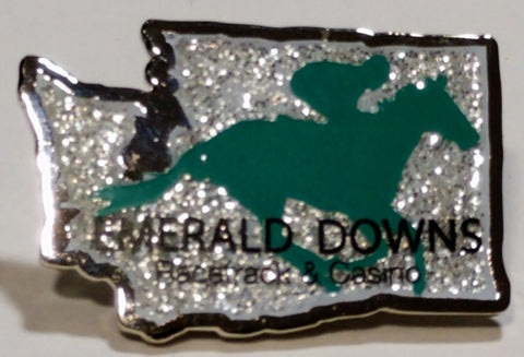 EmD in Washington Hat Pin