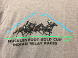 Muckleshoot Gold Cup Long Sleeve T-Shirt