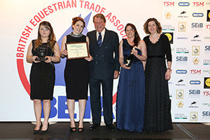 Congratulations TOPSPEC on winning Haygain Feed helpline award