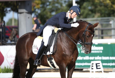 Dressage is complicated: Haygain's benefits are not!