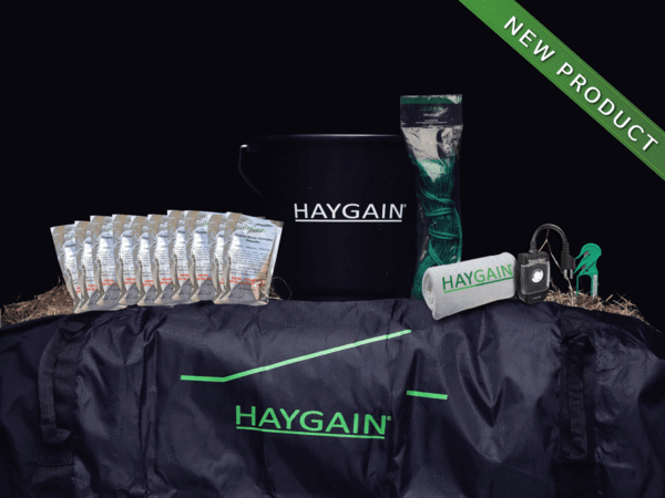 Hay Steaming Starter Pack Joins the Haygain Line-Up