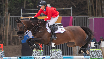 Three Life Changing Moments for Olympian Beezie Madden