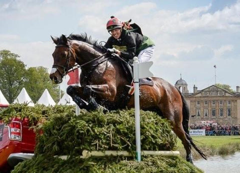 5* Eventer Conquers Sinusitis