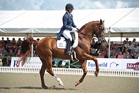 Interview with International Grand Prix dressage rider Hannah Biggs