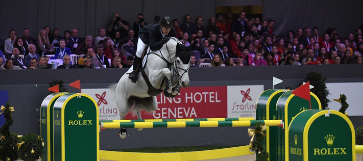McLain Ward & Lee McKeever join the ranks of steamed hay believers