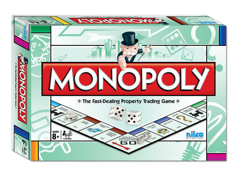 Monopoly #215 Board Game - Davis Distributors Inc