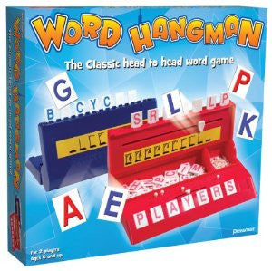 Word Hangman #210 Board Game - Davis Distributors Inc