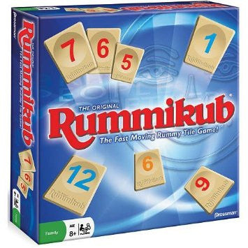 Rummikub #2242 Board Game - Davis Distributors Inc
