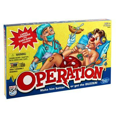 Operation #218 Board Game - Davis Distributors Inc